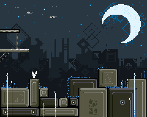 A Kitty Story Mockup - City