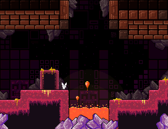 A Kitty Story Mockup - Chamber of Ruin