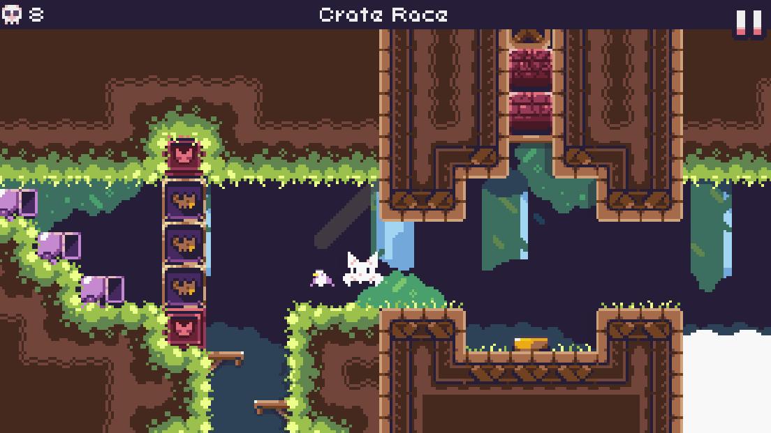 Cat Bird Game Screenshot