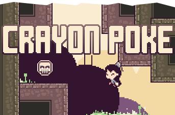 Crayon Poke Game